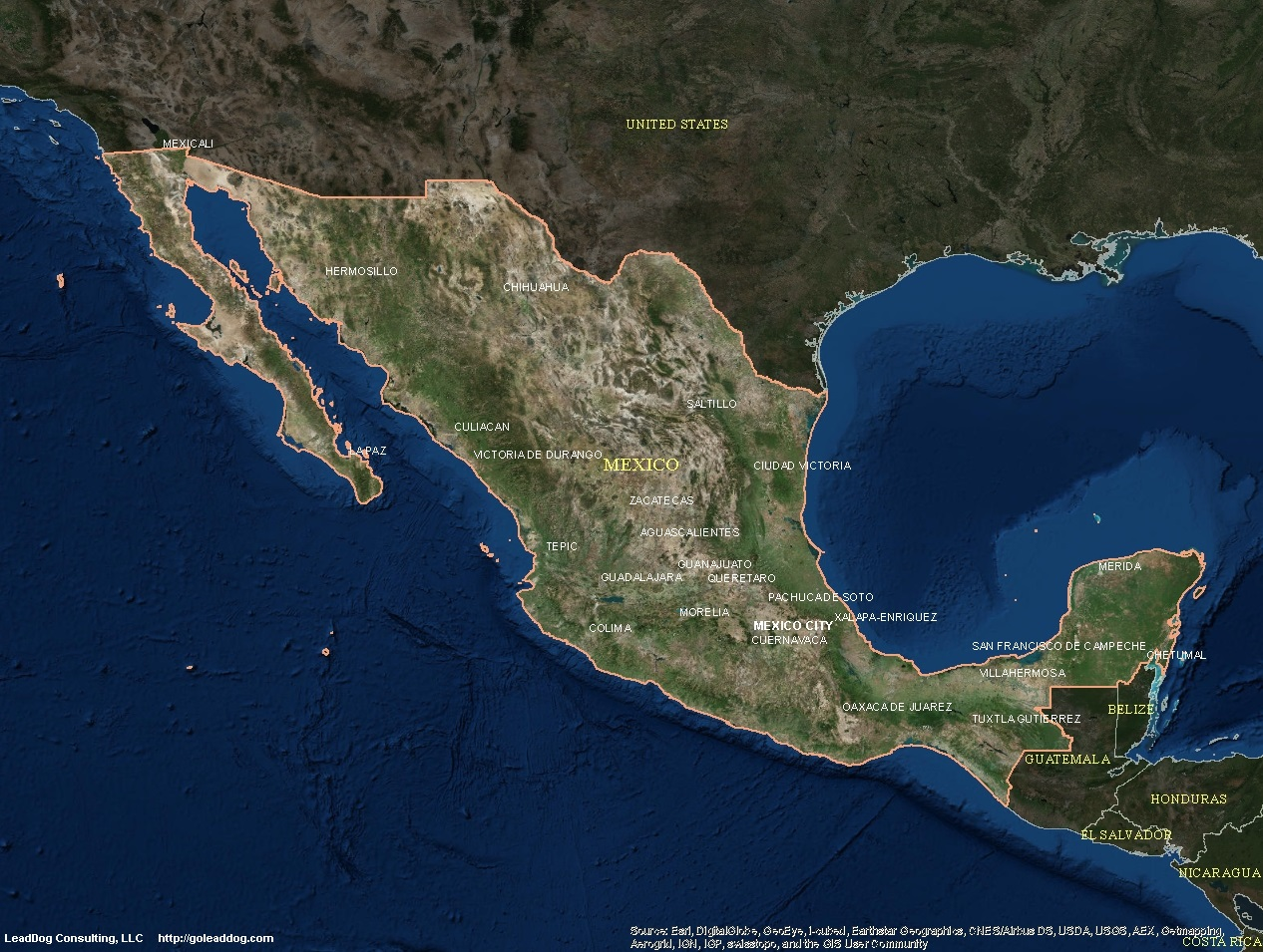 Mexico Satellite Maps | LeadDog Consulting on map brazil satellite, australia satellite, live local satellite, haiti map satellite, views your house from satellite, map travel mexico, map of africa and south america, map of ancient mediterranean world, world satellite, cat island bahamas map satellite, map of aruba and venezuela, google earth views from satellite, google map satellite, map showing cancun, philippine map satellite, look at address from satellite, chihuahua mexico map satellite, map of castries st. lucia, weather channel atlantic satellite, earth observation satellite,
